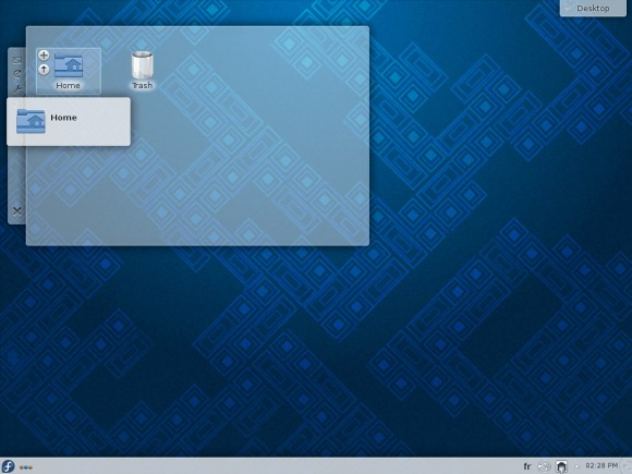 Fedora 19: KDE (Quelle: fedoraproject.org)