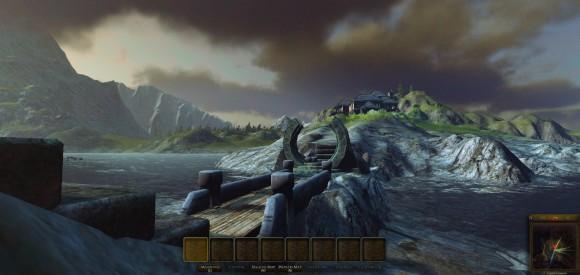 FRONTIERS: Benneton Gateway (Quelle: kickstarter.com)