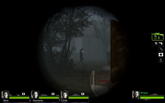 Left 4 Dead 2: Zombie im Visier