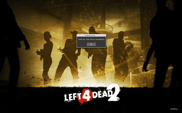 Left 4 Dead 2 beißt sich mit primusrun