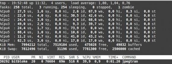 opt-jpg nutzt Quad-Core voll aus