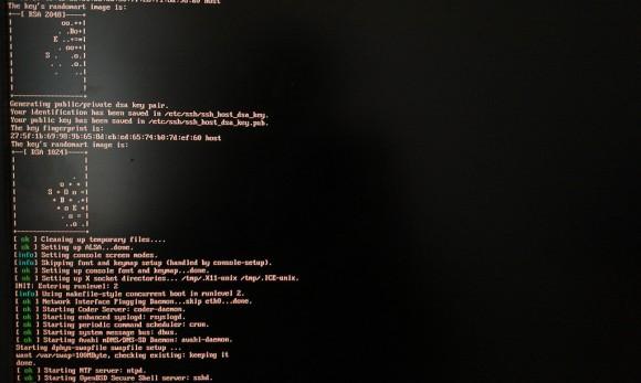 Coder: Der erste Start dauert etwas
