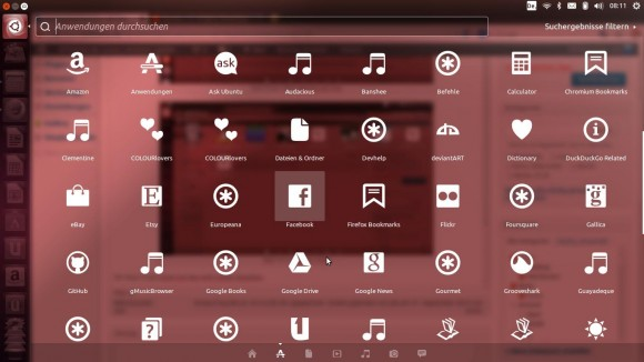 Ubuntu 13.10: Smart Scopes