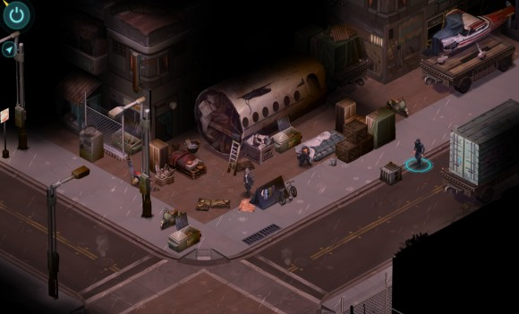 Shadowrun Returns: Bei den Docks