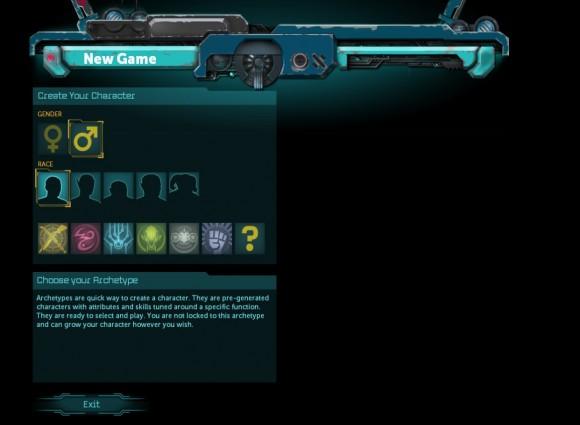 Shadowrun Returns: Spielfigur zusammenstellen
