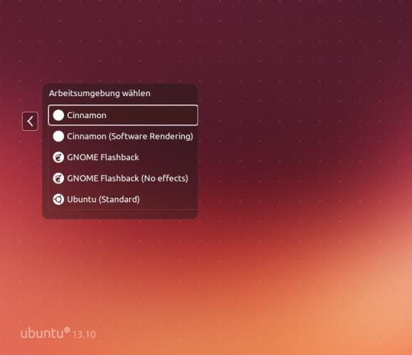 "Ubuntu 13.10 ""Saucy Salamander"": Cinnamon"