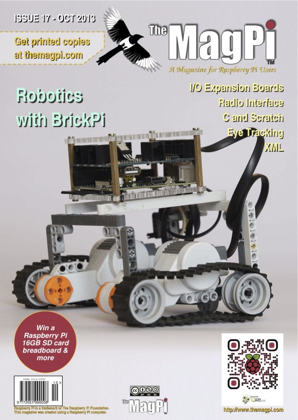 MagPi: Ausgabe 17