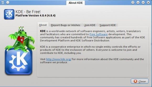 Kwheezy 1.3: KDE-Version