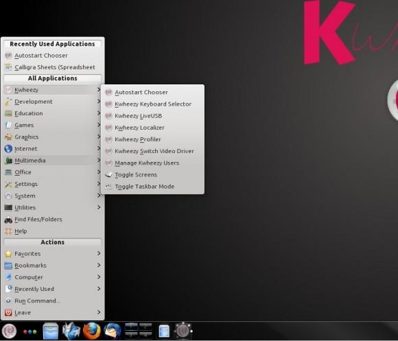 KWheezy 1.3: Tools