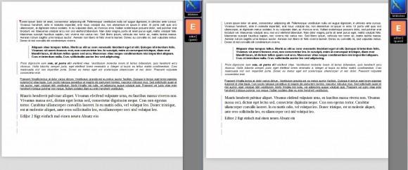 ownCloud Documents: Zwei Leute arbeiten am zeitgleich am selben Dokument