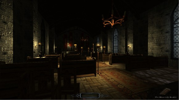 The Dark Mod: Tears of St. Lucia - Kirche