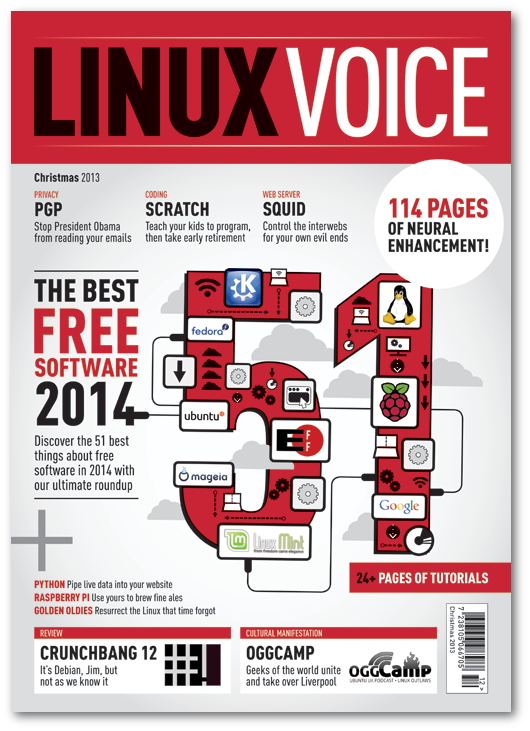Linux Voice (Quelle: indiegogo.com)