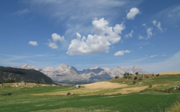 Alpine pastures von Jcl Vanier