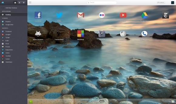 "Jolicloud 2: ""Desktop"""
