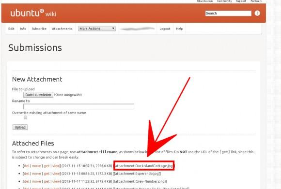 Xubuntu Wallpaper-Wettbewerb: Den Teil merken oder kopieren