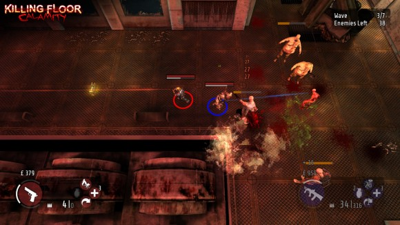 Killing Floor: Calamtiy (Quelle: ouya.tv)