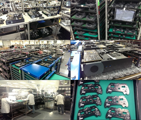 Steam Machines werden hergestellt (Quelle: steamcommunity.com)