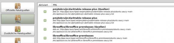 LibreOffice Pre-Release: grafisch überprüfen