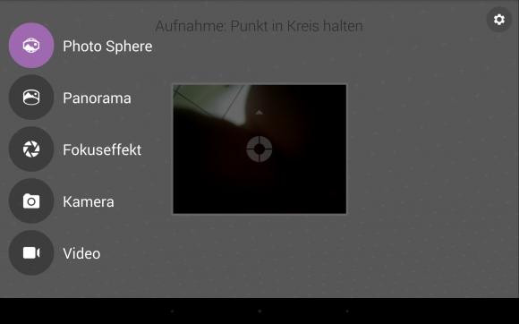 Neue Kamera-App für Android