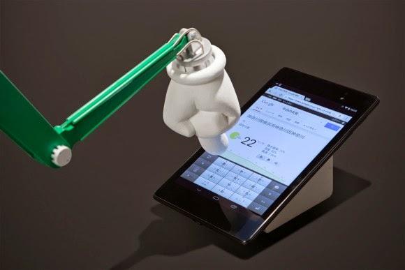 Google Japa: Die magische Hand für das Smartphone