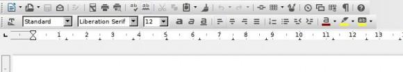 LibreOffice: sifr