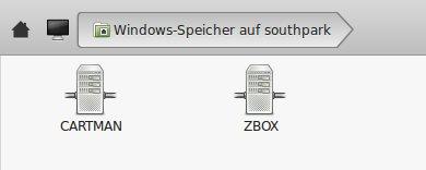 Linux Mint 17: Netzwerk