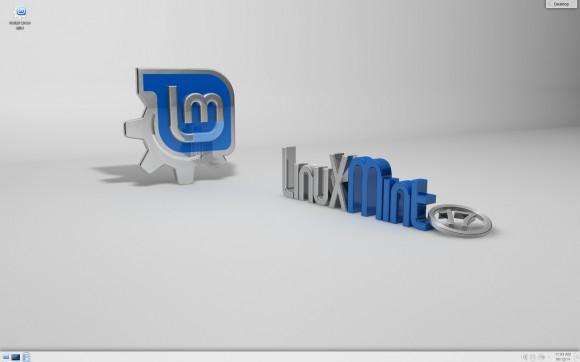 """Linux Mint 17 """"KDE"""" (Quelle: linuxmint.com)"""