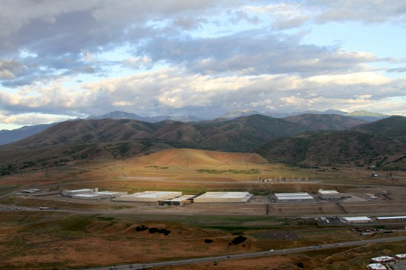 NSA Data Center in Utah