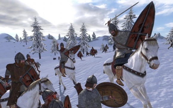Mount & Blade: Warbands (Quelle: steampowered.com)