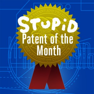 Das dämlichste Patent des Monats (Quelle: eff.org)