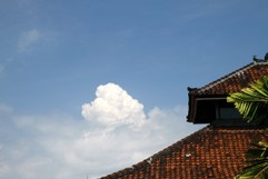 Asiatischer Himmel