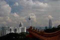 KL Tower - Petronas Towers