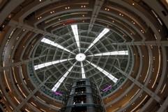 Petronas Towers - inside
