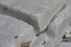 Steinfurchen