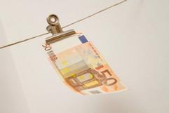 geldleine mit euro