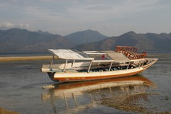 Fishingboat in Gili