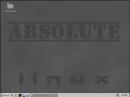Absolute Linux 14 Desktop