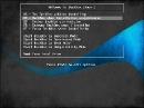 BackBox Linux 2.01 Bootscreen