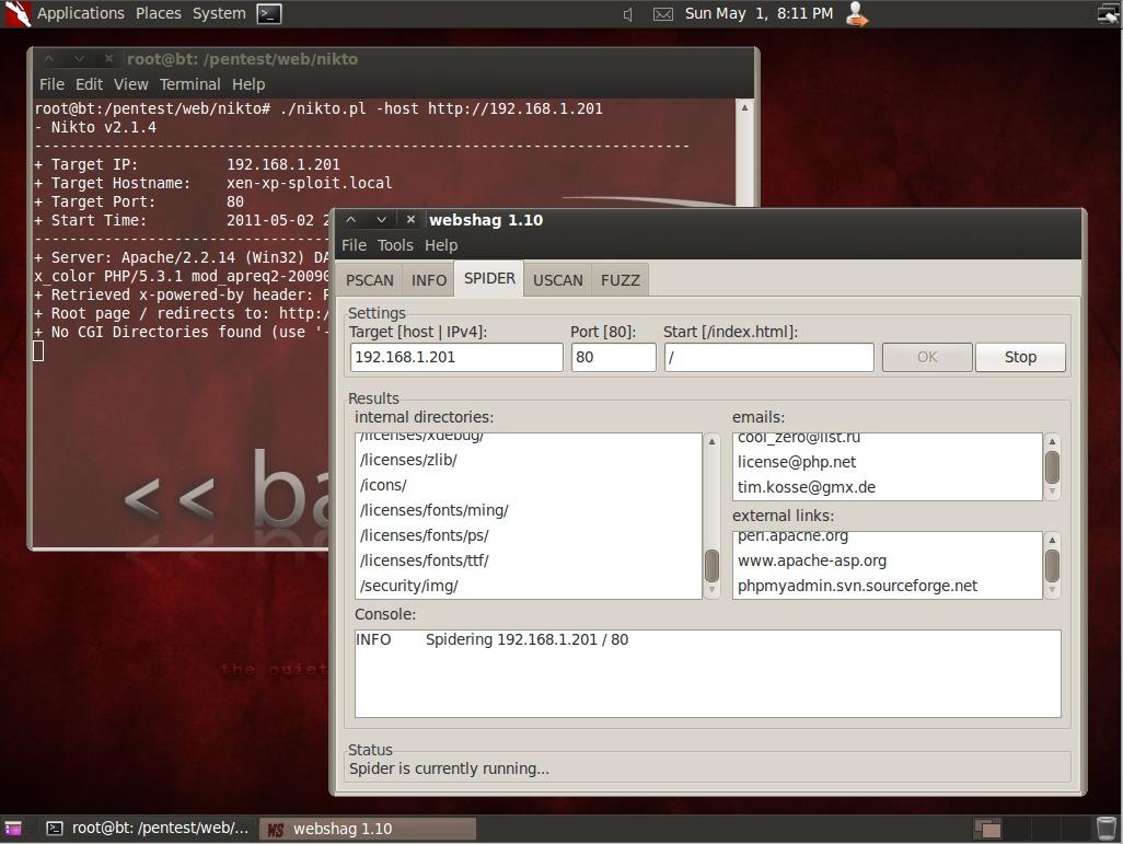 Backtrack 5 Linux Spiele Open Source Server Desktop Cloud Android