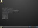 Bodhi Linux 2.2.0 Menü
