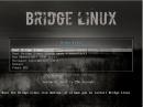 Bridge Linux 2012.5 Bootscreen