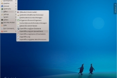 Calculate Linux 11.0 KDE-Version