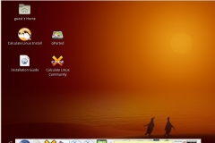 Calculate Linux 11.3 GNOME-Version