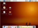 Calculate Linux 11.3 Gnome Desktop