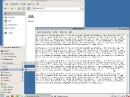 CDlinux 0.9.7 Thunar Leafpad Menü