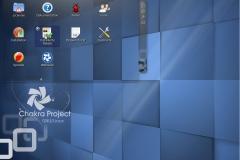 Chakra GNU/Linux 0.4