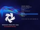 Chakra GNU/Linux 2011.04 Bootscreen