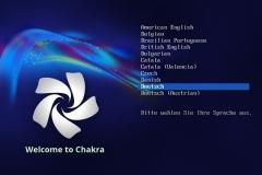 Chakra GNU/Linux 2012.10