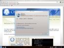 Chakra GNU/Linux 2012.10 rekonq