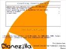 Clonezilla Live 1.2.6-59 Bootscreen